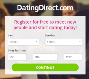 dating.com uk website online registration form