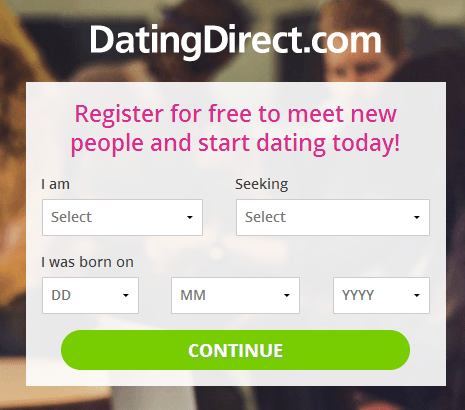 Online dating free registration