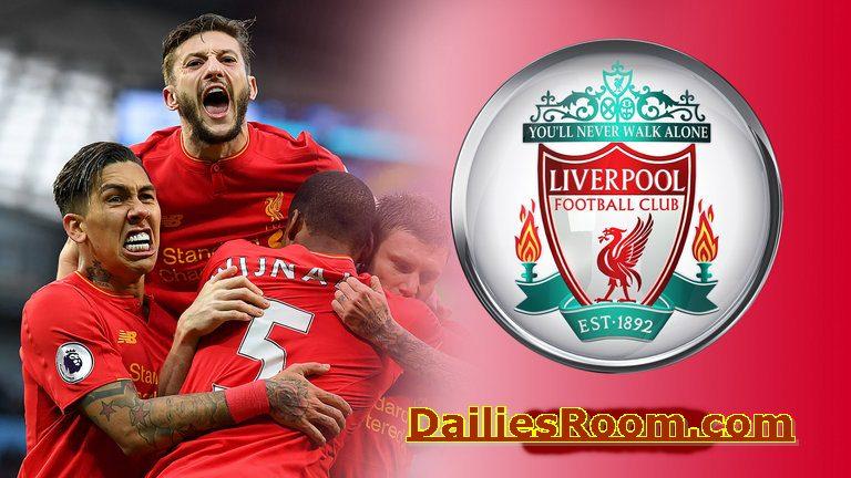 Full List of Liverpool FC 2017-18 English Premier League Match Fixtures