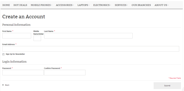 slot online shopping
