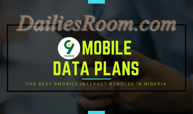 9mobile Call Tariff Plans | 9mobile Migration Codes - 9mobile.com.ng