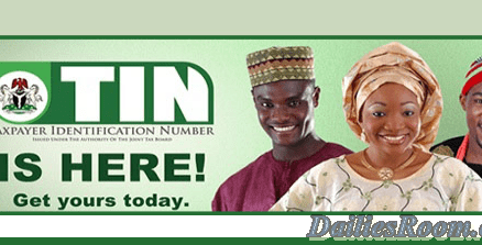 FIRS Tax Identification Number Online Registration - Register for TIN