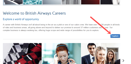 British Airways Job Careers | British Airways Job Application Portal - Apply