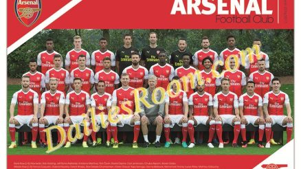 2017/18 Arsenal FC Full Squad | Arsenal FC Players Salary Structure