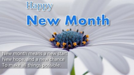 Best Happy New Month Prayer Messages, Quotes | New Month Wishes