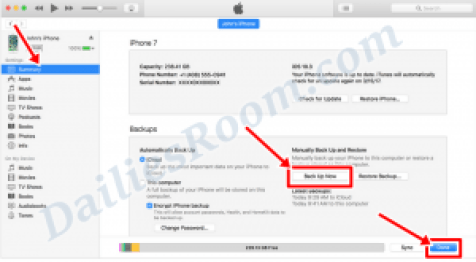 How to Backup Apple Device Data in Simple Steps | Backup iPhone, iPad