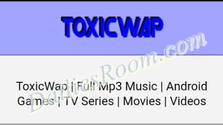 www.toxicwap.com - Toxicwap full mp3 music, videos free Download