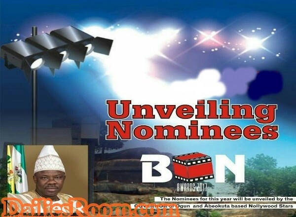 2017 Best of Nollywood Awards | BON Awards Nominees List 2017