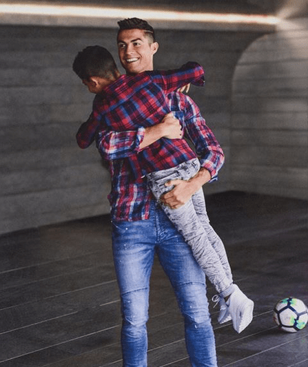 CR7 Mens & Boys Collection
