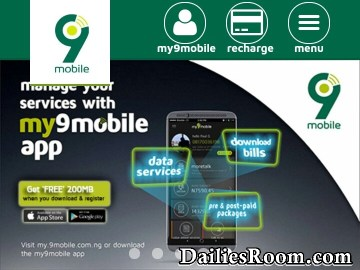 How to Download my9mobile App free - Manage 9mobile Services