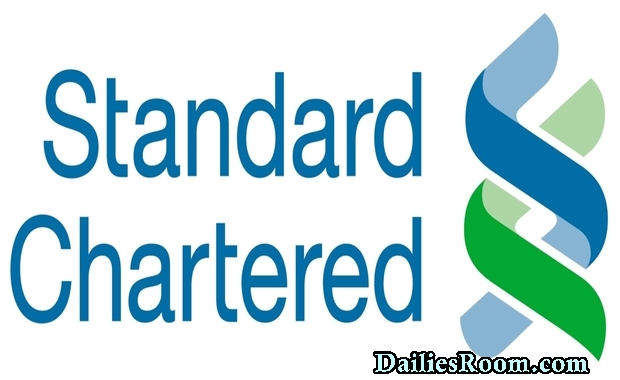 Vacancy at Standard Chartered Bank - A Regulatory Reporting Analyst