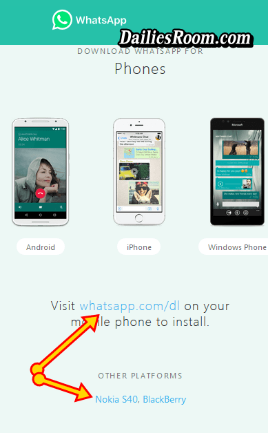 I Want To Download WhatsApp From My NOKIA Store