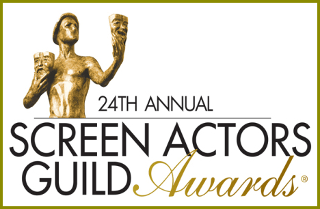 2018 Screen Actors Guild Awards Winners List - 24th Annual SAG Awards