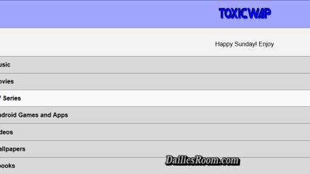 Toxicwap TV Series 2018 - www.toxicwap.com Movie Download | Music