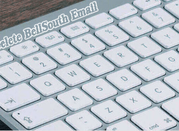 How to Delete Email Account on BellSouth From Your Device