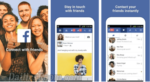 Facebook New Version 2018 for Android - www.facebook.com Download