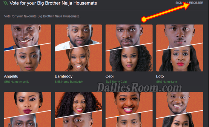 www.africamagic.tv/bbvote - BBNaija Online Voting via Africamagic.tv/bbvote