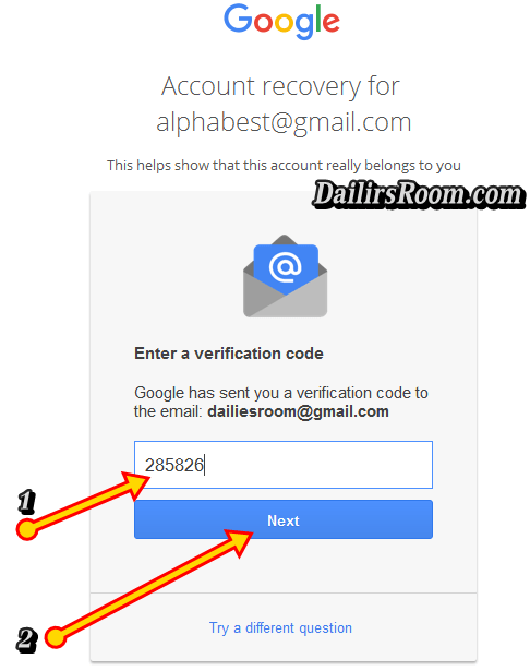 How to Recover Forgotten Gmail Account Password now