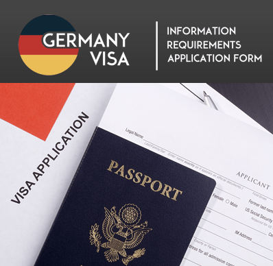 Germany Visa Application Guides With Visa Requirement
