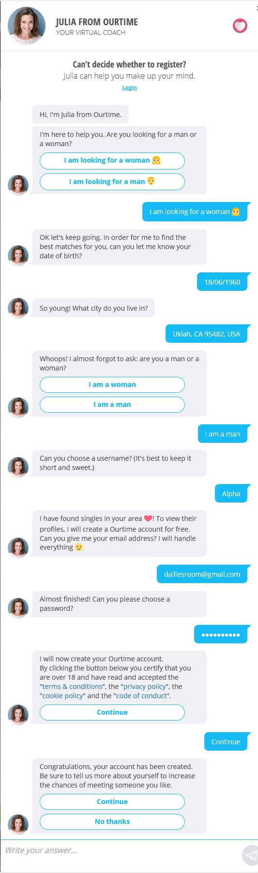 online dating chat Manila