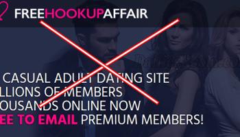 Free hookup delete account