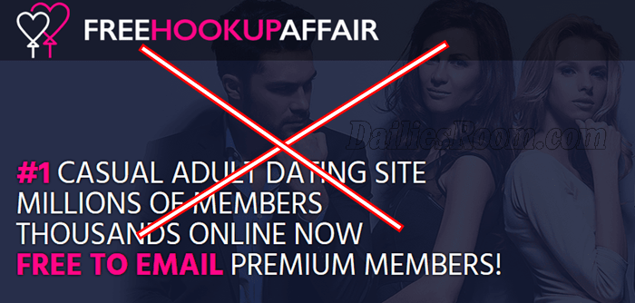 How to delete affair hookup account