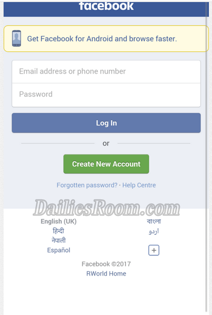 Download Facebook Lite For Blackberry - FB Lite Download for All BB
