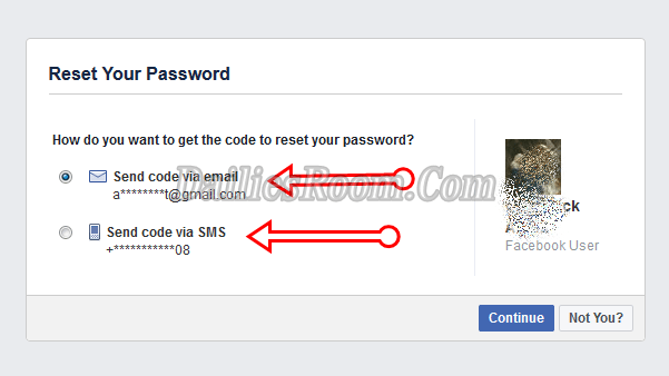 Recover Old Facebook Account without Gmail/Yahoomail or mobile number and password