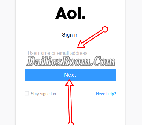 AOL.com Email Login Sign In Account - AOL Mail Signup | www.mail.aol.com