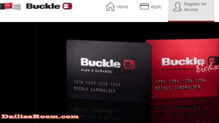 Buckle Card Sign in   Buckle Credit Card Login - Apply for Buckle Credit Card