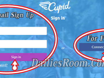 Cupid Free Dating Site Sign up with Facebook - Cupid Dating Site Login