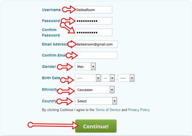 POF Free Browsing - PlentyOfFish Sign Up (How to Sign Up to POF)