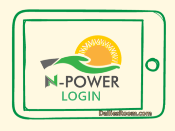 Npower Sign in Page - Steps to Npower login | npvn.npower.gov.ng/login