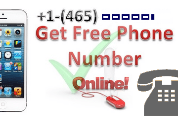 How To Get An Online Phone Number (Permanent Free Phone Number Site)