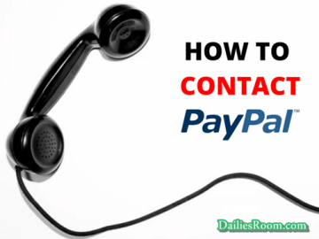 How to Contact Paypal Customer service - Paypal Contact Number 24/7