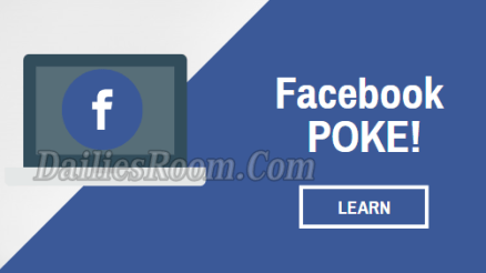 Facebook Poke | Poke Friends on Facebook with other How to Poke Guide