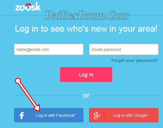 Zoosk sign in with Facebook | Login Zoosk Online Dating Site & Dating App