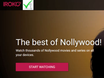iROKO TV Registration with Free Irokotv Username And Password