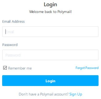 Polymail Email Provider Service | Create Polymail Account - Polymail Login