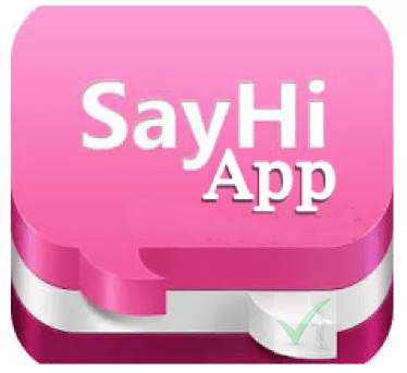 SayHi Chat Sign In - Sign Up www.SayHiChat.com Registration