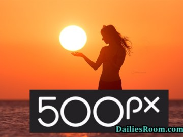 How To Create 500px Account - 500px.com Registration With Facebook