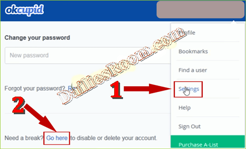 How To Permanently Delete OkCupid Account - www.okcupid Deactivation