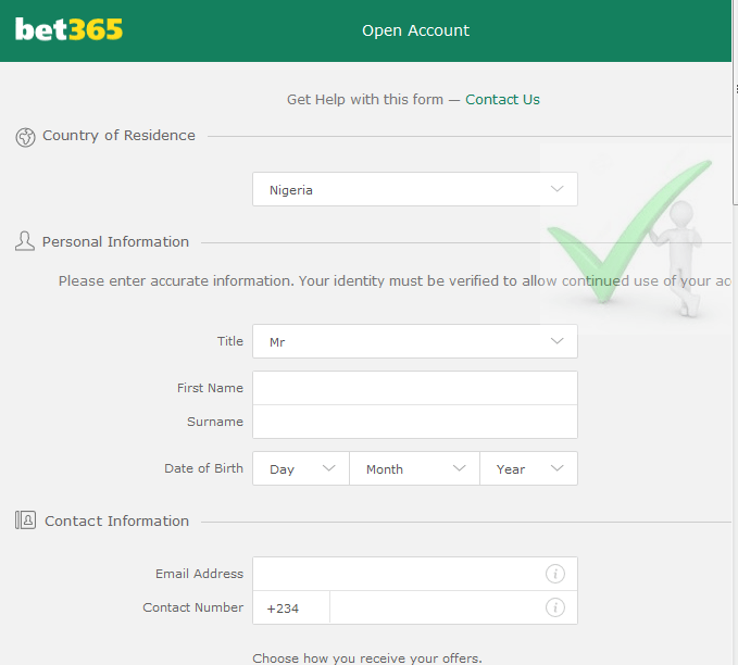 Full Guides To BET365 Sign Up For Easy Bet365 Login Uk