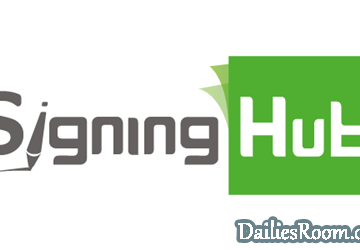 Create SigningHub Account: SigningHub Login - SigningHub Features