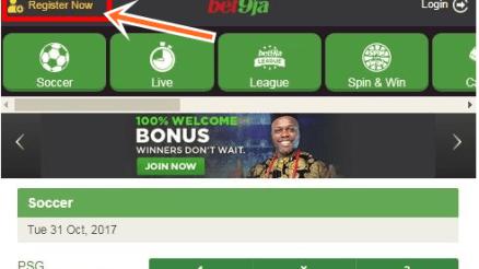 Bet9ja Mobile Registration for Sports.Bet9ja Mobile Booking Online