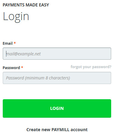 Paymill Review: Create Paymill Account - Paymill.com Login