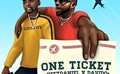 Kizz Daniel Ft Davido - One Ticket Lyrics: Produced By Major Bangz