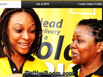 How To Create MTN Online Profile For Job Application: Careers At MTN N