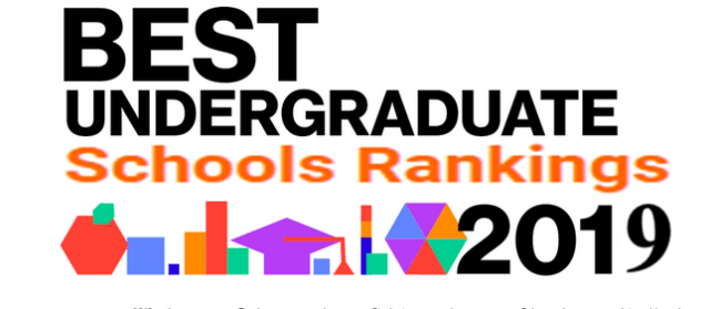2019 US Top Undergraduate Schools Rankings - United States Top Schools