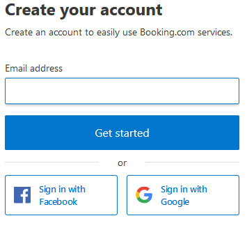 Steps To Booking com Login To Browse Hotel Reviews